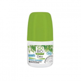 Desodorante Rollon Bamboo - Piel normal SO'BIO étic 50 ml.