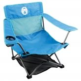 Chaise pliante low quad Coleman