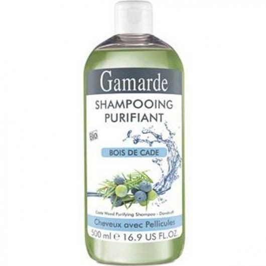 Shampoo purificante Anti Forfora Gamarde 500 ml