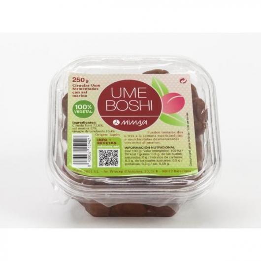 Umeboshi natural entera Mimasa