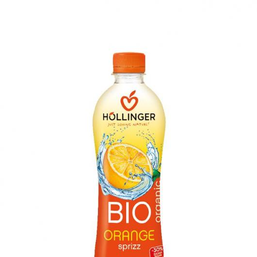 Refresco de Naranja bio Hollinger 500 ml