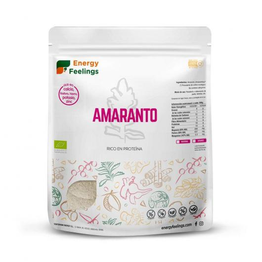 AMARANTO BIO in polvere Energy Fruits