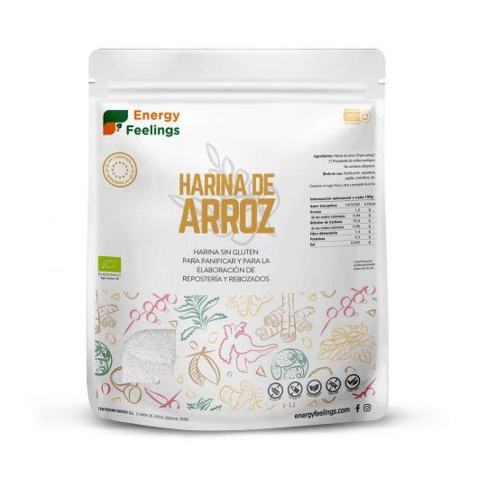 Farina di Riso BIO Energy Fruits