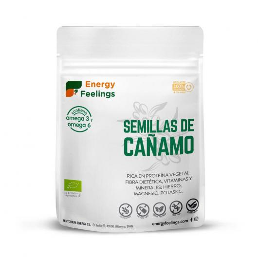 Semillas de cáñamo BIO Energy Feelings