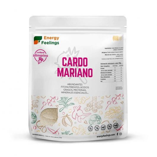 Cardo Mariano BIO en polvo Energy Fruits