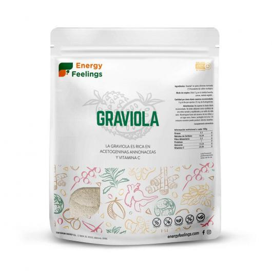 Graviola BIO in polvere Energy Fruits