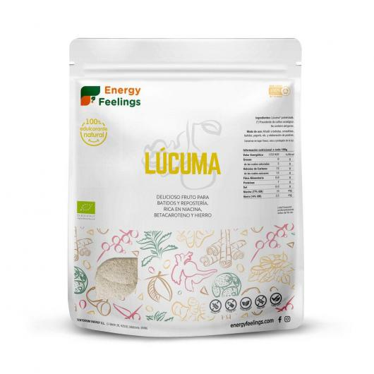 Lucuma BIO en  polvo Energy Feelings