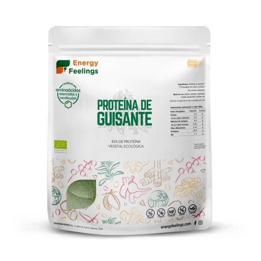Proteína de Guisante Energy Feelings