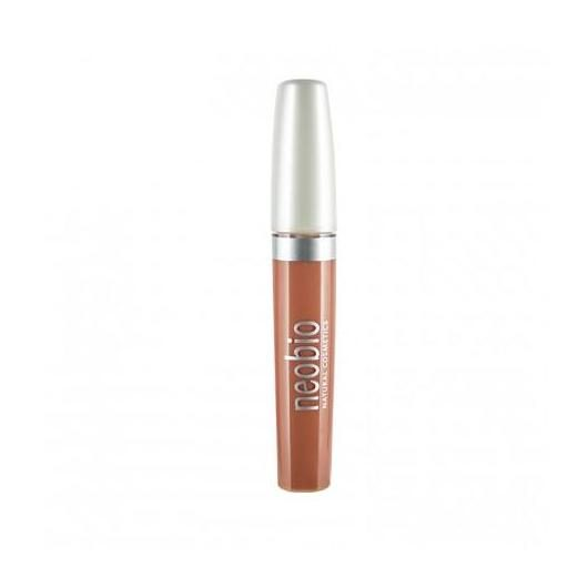 Brillo Labios 02 Light Peach Neobio, 8 g
