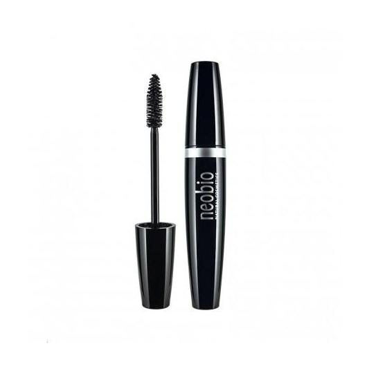 Mascara Pestañas 01 Absolute Black Neobio,  10 ml