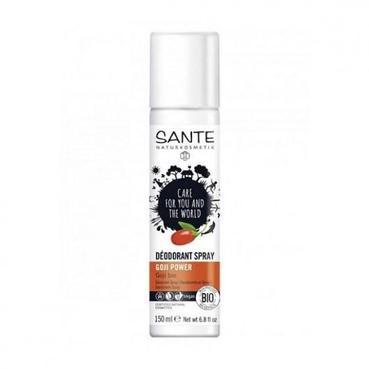 Desodorante Spray Goji Power Sante, 100 ml