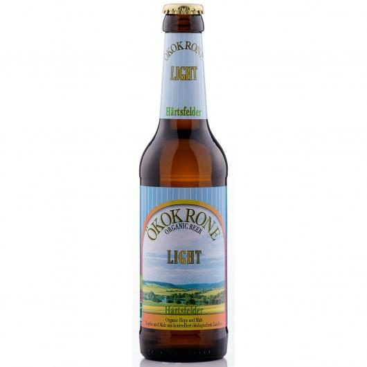 Birra Öko Krone light (2.5%) 0.33 cl