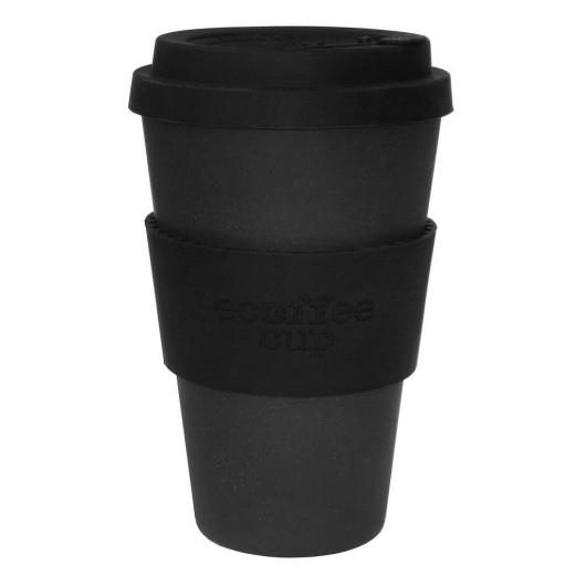Vaso de Bambú Blackout ecoffee Alternativa3, 400ML