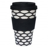 Vaso de Bambú Basketcase ecoffee Alternativa 3, 400 ml