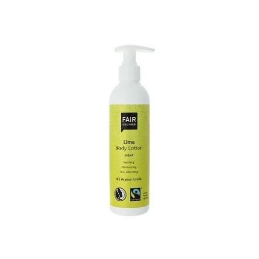 Fair lozione corpo lime Fair Squared, 205 ml