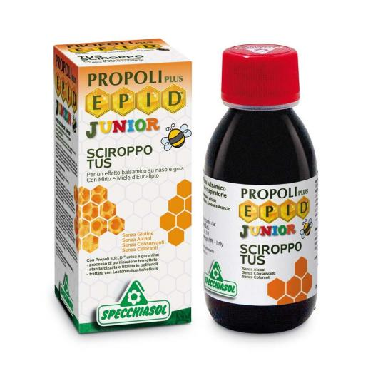 Epid Junior Tus Specchiasol, 100 ml