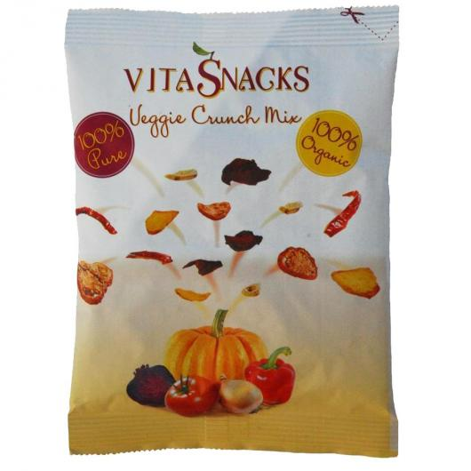 Crunch Mix Veggie VitaSnack 18 g