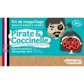 Kit maquillage pirate et coccinelle Namaki