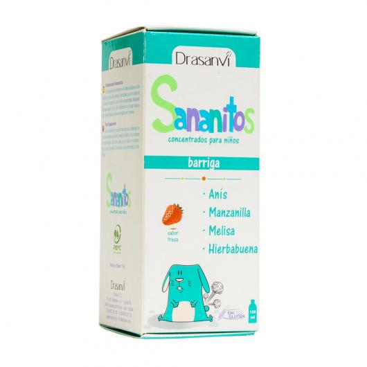 Sananitos Barriga Drasanvi, 150 ml