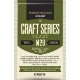 Levadura Mangrove Jack Bavarian Wheat M20 - Craft Series 10g
