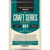 Levadura Mangrove Jack US West Coast M44 - Craft Series 10g