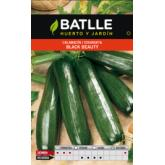 Graines de courgette Black Beauty, 25 g