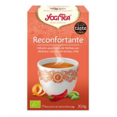 Yogi Tea BIO Reconfortante, 17 bolsitas