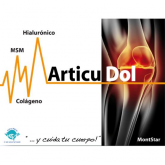 Articudol collagene MSM acido ialuronico Espadiet, 30 compresse
