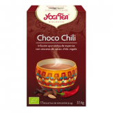Yogi Tea BIO Chocolate Chili, 17 bolsitas