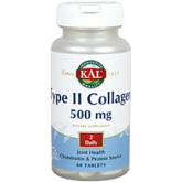 Type II Collagen 500 mg kal, 60 comprimidos