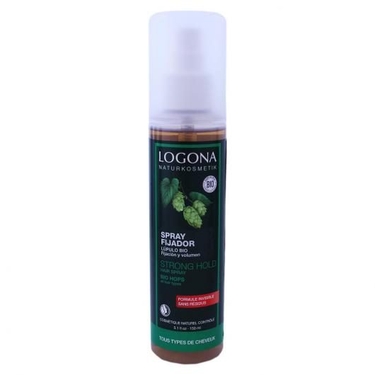 Spray fijador Logona, 150ml
