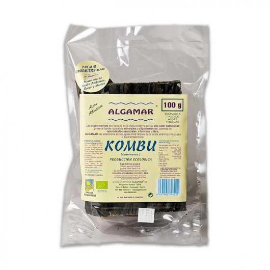 Algue Kombu Algamar, 100 g