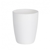 Vaso higiene dental Cocktail blanco Wenko