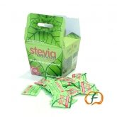 Stévia monodose Energy, 50 envelopes