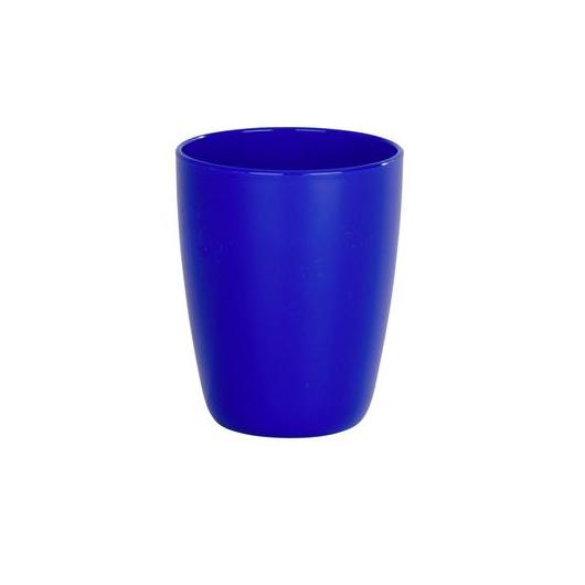 Vaso higiene dental Cocktail azul Wenko
