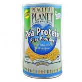 Guisante proteína neutro Paceful Planet, 400 g
