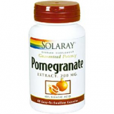 ​Pomegranate 200mg Solaray, 60 cápsulas