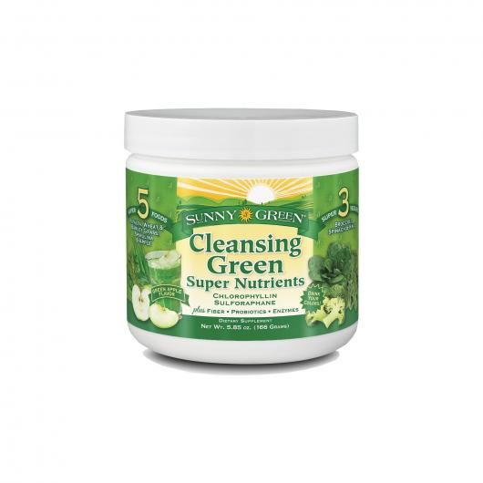 Cleansing Green, Solaray