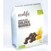 Chocolate Golden Berries Ecolife, 200 g