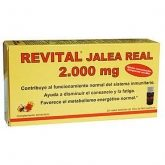 Revital Jalea Real Pharma OTC, 20 Viales