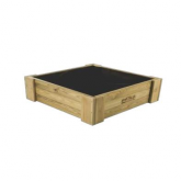 Caisse de culture en bois Box Basic M30
