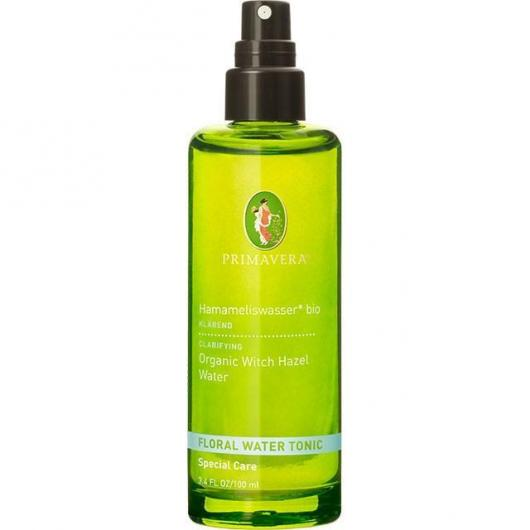 Acqua di Hamamelis bio Primavera, 100ml