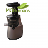 Extractor de zumos MoHumans DY-200, color plata