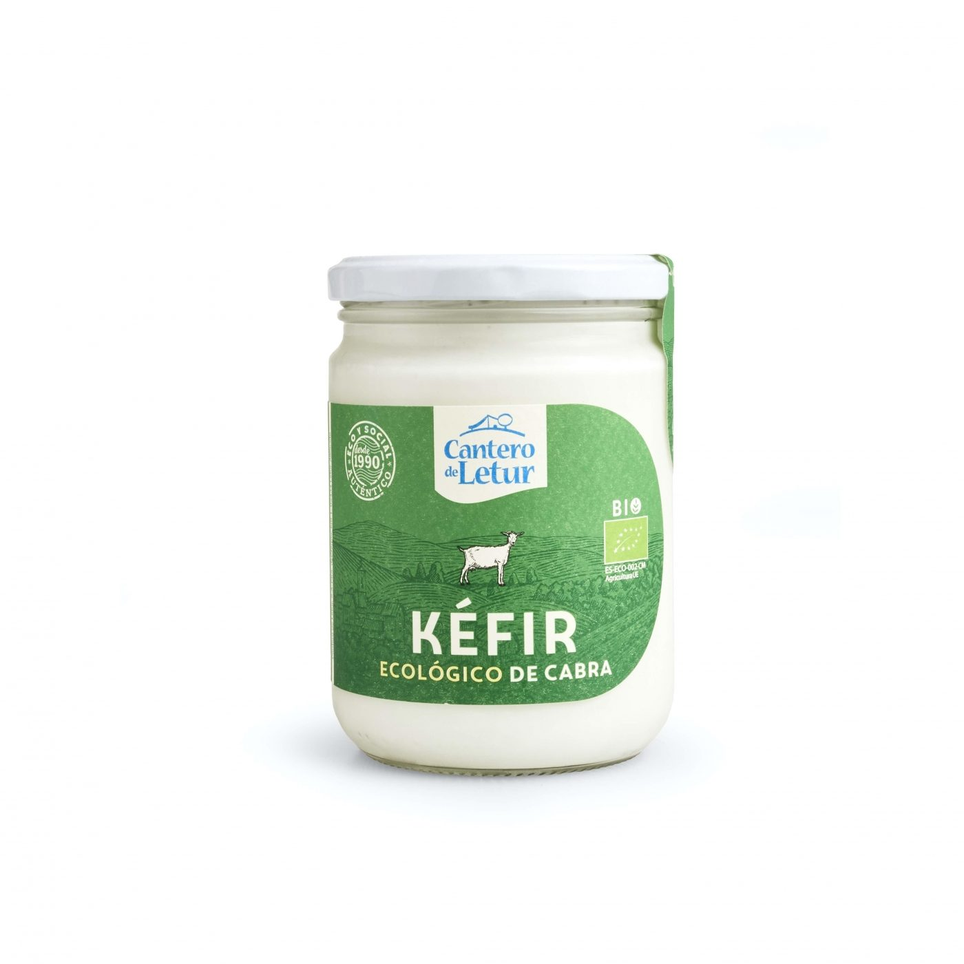 Image result for KEFIR CABRA CANTERO LETUR 420 G