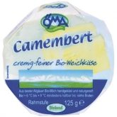 Queso camembert Öma Dbeers, 125 g