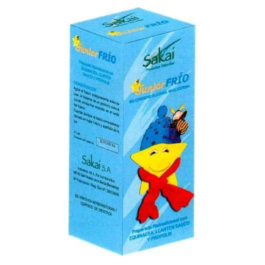 Jarabe Junior Frio Sakai, 250 ml
