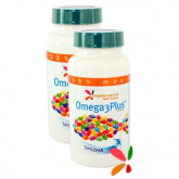 Omega3 plus Mundo Natural, 90 cápsulas