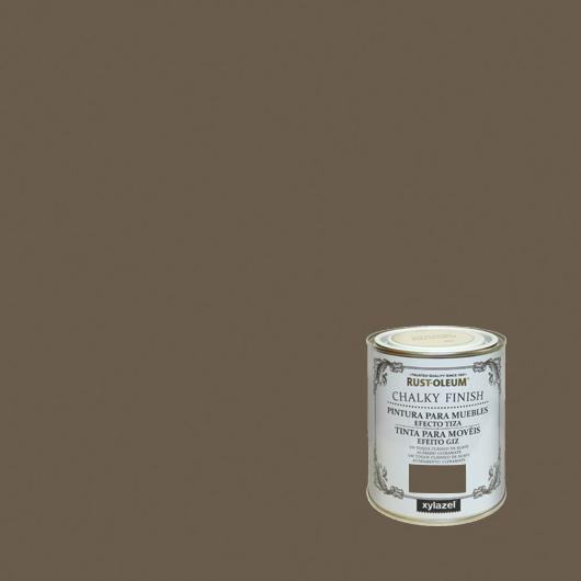 Chalky Finish Pint Muebles Xylazel Cacao