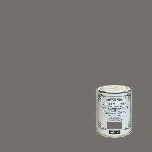 Chalky Finish Pint Muebles Xylazel Antracita