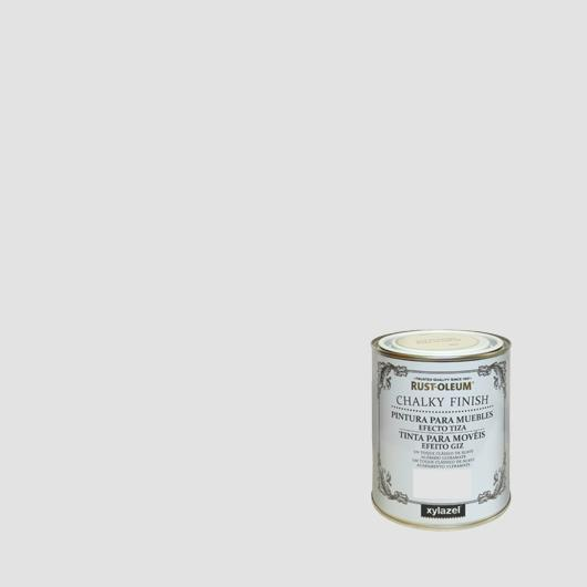 Chalky Finish Pint Muebles Xylazel Gris invernal